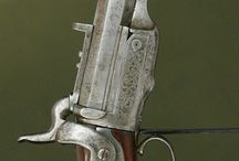 Silah Tüfek Tabanca