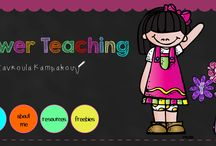 Teaching Resources for kindergarten,1st grade and ESL students