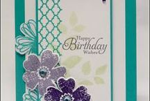 Stampin' Up! - Flower Shop / by Kim Miller