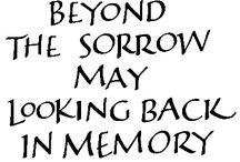 Sympathy & Condolence