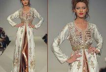 Robes orientales