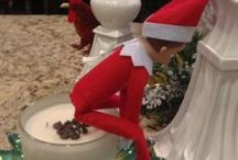 Elf on the shelf / by Morgan Miller