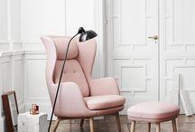 Powder Pink / Pink is always on trend.