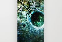 iPhone Cases!! / iPhone cases showcasing original photography and digital art of my own creation. / by Richard Oles