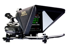 Teleprompters / ikan carries a full line of teleprompters & accessories for studio or field use: Above the Lens, Through the Glass, Tablet & Interview.