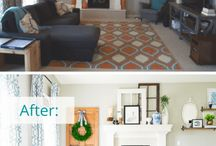 Home | Before and Afters / I love a good home renovation project. This board has all the best home before and afters.