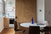 modernist flat