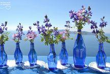Malias bridal shower / Santorini theme / by Yan Rose