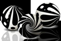 Black and White / by Renee' Freidin