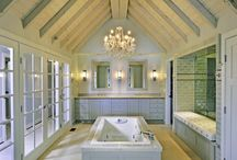 Bathrooms / by Melissa Campbell