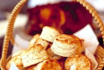 Biscuits, Corn Bread, and Scones oh my.. / by Ileen Cuccaro