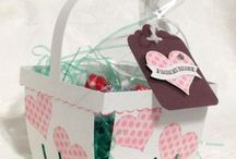Stampin' Up! ~ Berry Basket / Inspiration for Stampin Up's Berry Basket