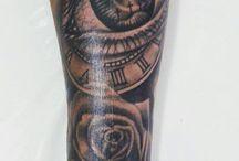 tattoos Bay Cristiano