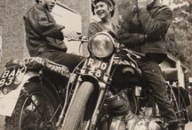 Motorcycles / Motociclette & Rock n' Roll