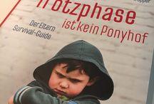 Buchtipps / Büchertipps für Eltern und Kinder, empfehlenswerte Ratgeber-Bücher, Kinderbücher, Bücher zum vorlesen.