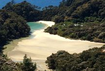 NEW ZEALAND / Pictures of New Zealand | Travel inspiration | Tips and information on traveling New Zealand