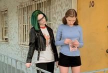 Ghost World and other comics gone film / by Stacy Wilson