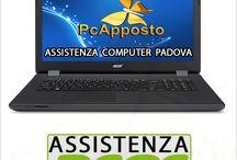 Notebook PcApposto / Raccolta di tutte le immagini di notebook utilizzate nel sito www.centroassistenzacomputerpadova.it
