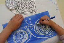 Náměty na výtvarný kroužek