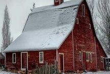 Barns / by Elaine Hutcherson Gleaton