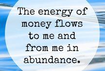 Pénzenergia / Pénzvonzás