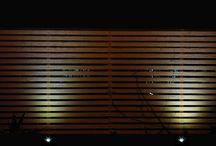 L house - lighting