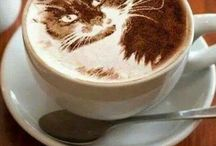 Kávé művészet