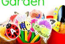 Garden Theme Activities