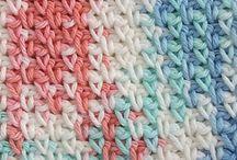 Dish Washer / Crochet