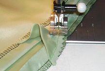 Обработка / Обработка элементов одежды