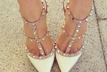 Shoes / Shoes are fabulous even if they're not always comfortable. You just have to suffer for beauty, honey.