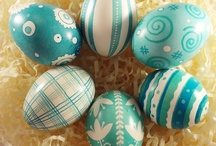 HoPPy EaSTer / What a perfect excuse for some fun egg and bunny ideas. The egg lends itself to endless fun.