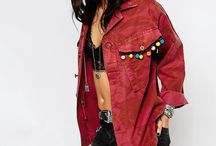 Women's Jackets :: Spring jacket (Asos) / Are you looking for jackets for women? Find the best brands of spring jacket like Reclaimed Vintage, Glamorous, Free People, Milk It, Only, Hollister, Alice & You, Glamorous Tall, Replay, Brave Soul Tall, Miss Selfridge Petite, Mango, AllSaints...