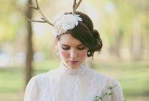 Enchanted Forest / Whimsical woodland wedding inspiration