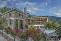 Sunrise Sea Villa: Luxury Villa for rent at Chorefto, Pelion / visit us at: http://www.philippitzis.gr | photos by Vagelis Xenos