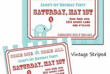 Kids Birthday Party Ideas / Ideas for children's birthday parties