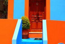 Doors, Doorways, Portals, Arcways and Windows