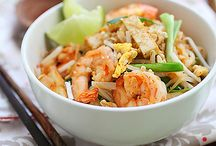 Thai and Chinese food