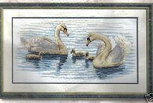 Swan family vervaco
