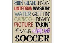 Soccer / by Stefany Knox