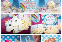 4th Bday party inspiration