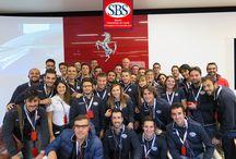 X Edizione   Visita in Ferrari @ Maranello   Ottobre 2014 / La #Xedizione del #mastersbs in visita a Maranello in casa #ferrari!