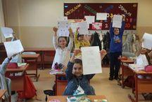 2/B Sınıfı Öğrencileri Şair Olma Yolunda / 2/B Sınıfı Öğrencileri Şair Olma Yolunda