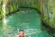 Places to visit in & around Cancun / excursions, historical sites, and more.