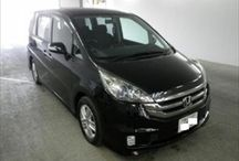 Honda Stepwagon 2008 Black -Buy Honda`s very stable and spacious car / Refer:Ninki26394 Make:Honda Model:Stepwagon Year:2008 Displacement:2000 CC Steering:RHD Transmission:AT ColorBlack FOB Price:9,500 USD Fuel:Gasoline Seats:8 Exterior Color:Black Interior ColorGray Mileage:86,000 KM Chasis NO:RG1-1315571 Drive type  Car type:Wagons and Coaches