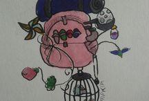 drawings / my drawings