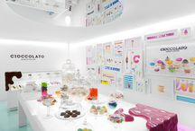 Retail Theatre / Seductive architecture reimagines retail as a place that inspires us. / by Brian Hayashi