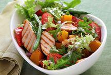 Κάντε τη σαλάτα πιο υγιεινή / Τι να προτιμήσετε και τι να αποφύγετε στις σαλάτες σας!