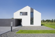 A - Residential Architecture (Pitched) / by Alex Elliott