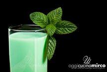 Bevande / Idee e ricette per bevende semplici e sfiziose tratti dal mio blog #oggicucinamirco: www.oggicucinamirco.it